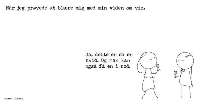 Maren Uthaug - Vin