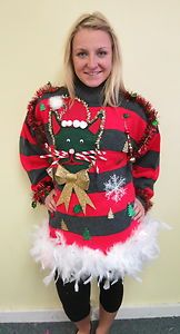 Best 25+ Ugly christmas sweater women ideas on Pinterest | Diy ...