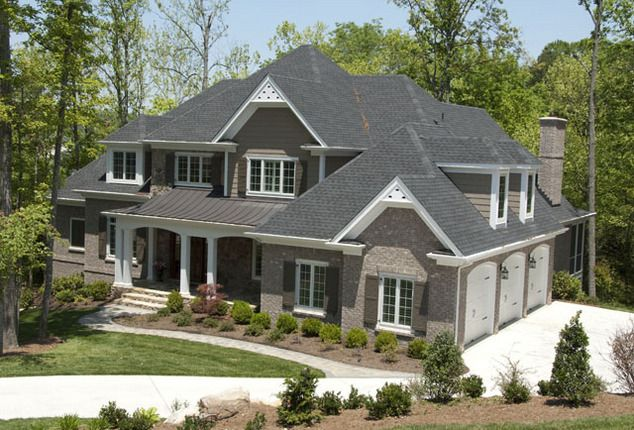 Southern Living House Plans | 2 Stairs to Upper House Plans