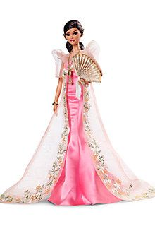 Mutya™ Barbie® Doll