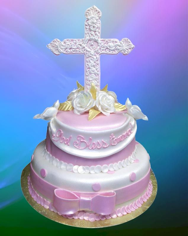 christian cake