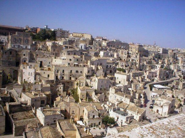 #Italy Matera, this is an Italy Different destination.