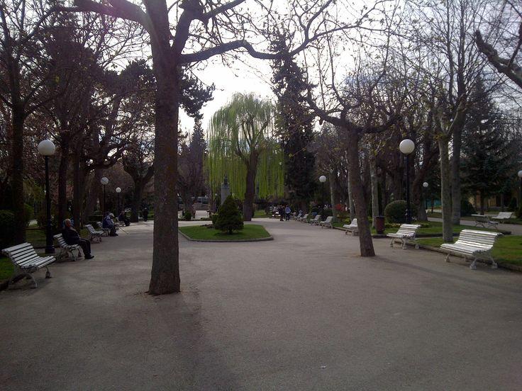 Alameda de Cervantes (Soria)