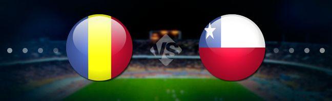 Румыния - Чили. Прогноз на матч 13.06.2017 http://ratingbet.com/prognoz/all/5264-rumyniya-chili-prognoz-na-match-13062017.html   Бесплатный прогноз на матч Румыния - Чили, который состоится 13 июня 2017 года
