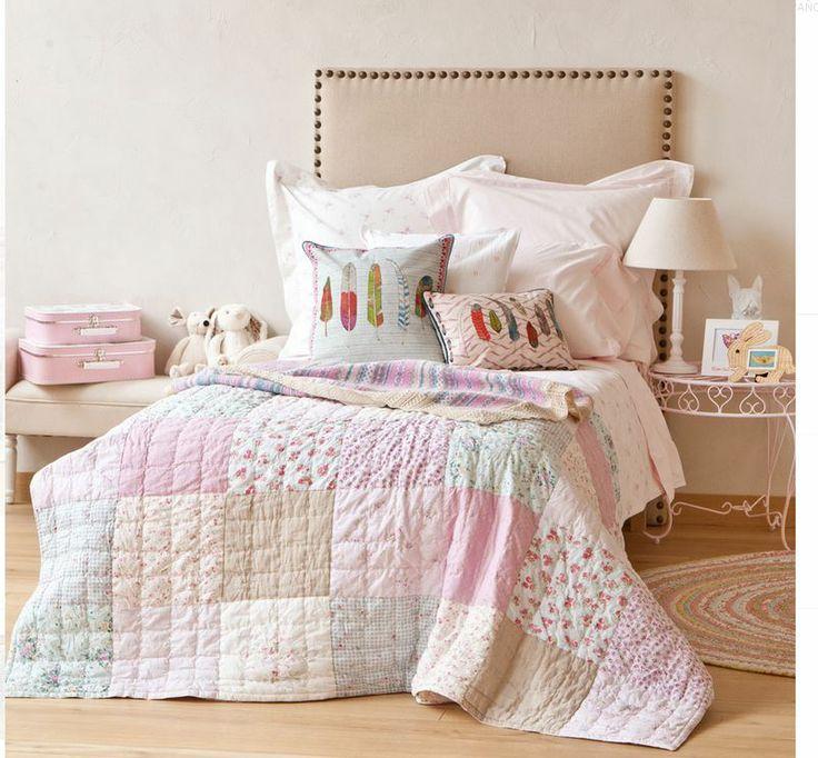 1000 images about edredones on pinterest satin colors - Zara home online espana ...