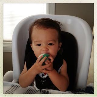 Teething Pacifier Pops- help sooth teething baby