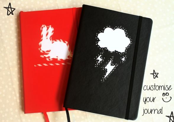 Glam up your journal