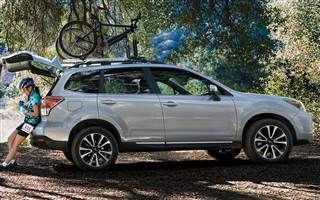 2017 Subaru Forester 2.0XT  29/22 or 32/26 mpgs $25-28k with options ($23k without)