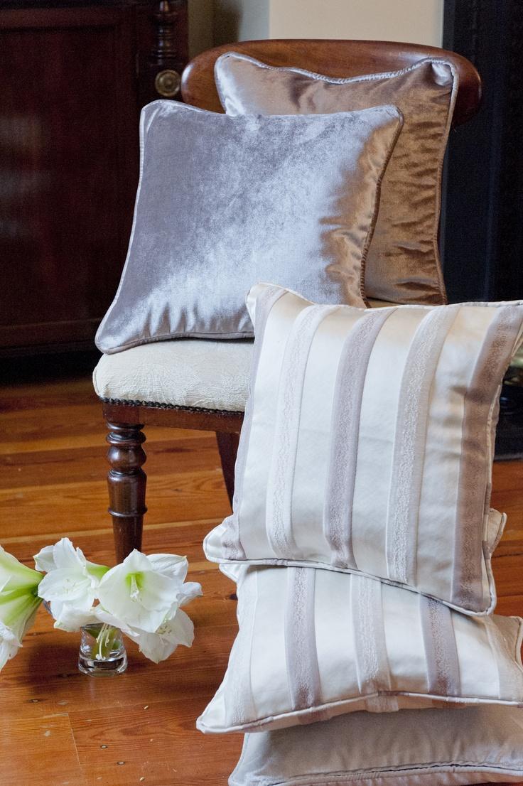 Windsor teal eyelet curtains harry corry limited - Chateau Stripe Windsor Velvet Range