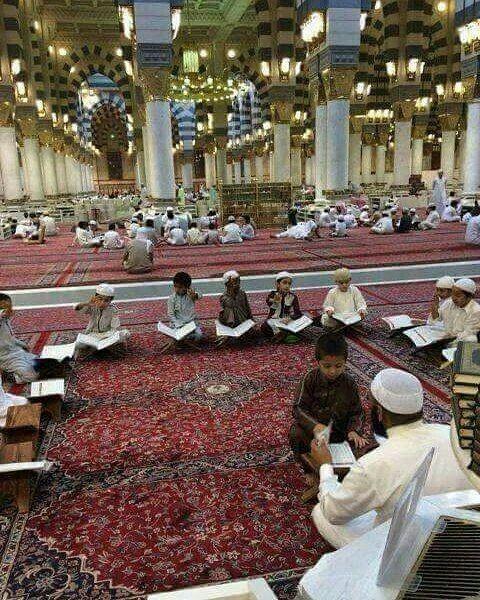 #ALLAH #var #gam YOK.Medineden huzuz veren ilim halkası