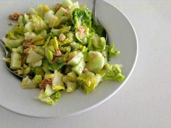 5 ensaladas para adelgazar 3 kg en una semana