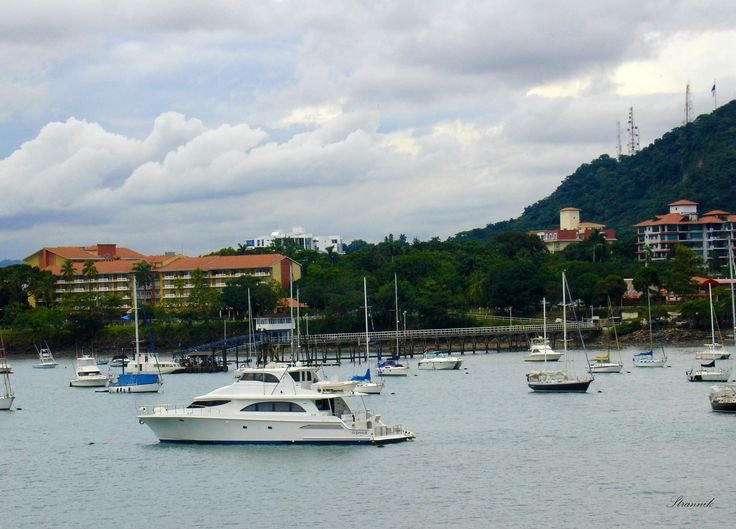 Панама Сити - Яхтклуб