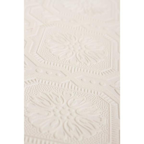Graham Brown Squares White Vinyl Peelable Wallpaper Covers 56 Sq Ft 12024 The Home Depot In 2020 Vinyl Wallpaper Paintable Wallpaper Peelable Wallpaper