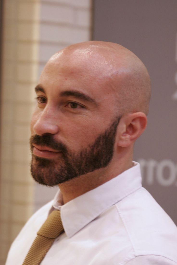 Astonishing Best 25 Beard Bald Ideas Only On Pinterest Goatee Without Hairstyles For Men Maxibearus