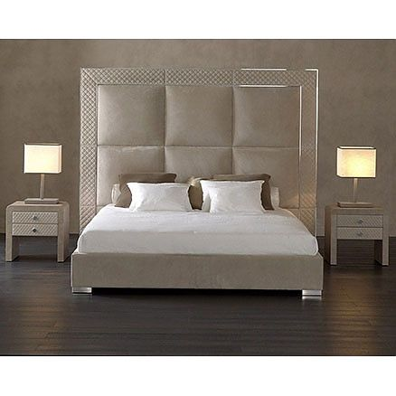 Anna Casa Interiors - Aura Bed by Rugiano