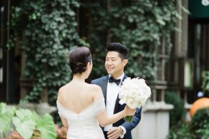 Chic NYC Wedding at The Park Restaurant