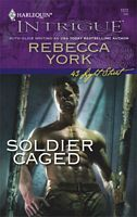 Soldier Caged by Rebecca York - FictionDB
