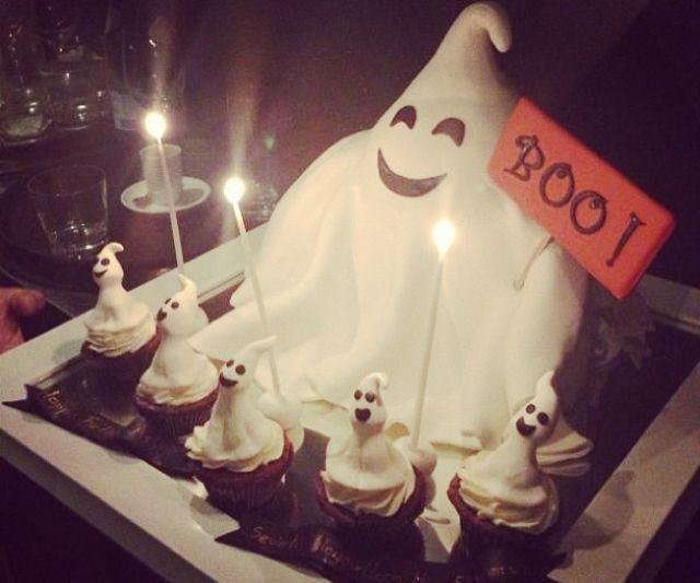 Boo-lover Asli's 28th Birthday / Boo!!!
