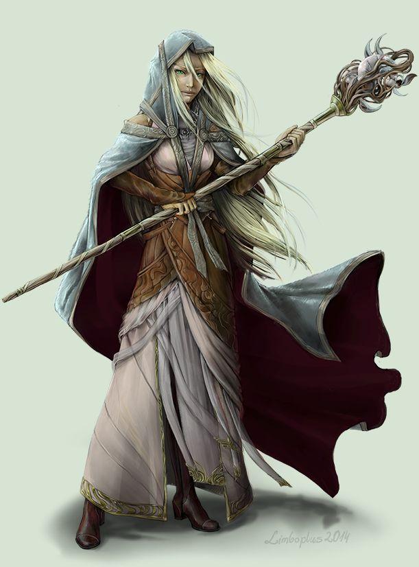 The Common Dungeon Master — breathtakenfantasies:   Comm-Tiyra Ealoeth by...