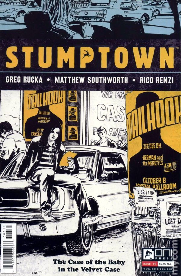 Stumptown (2012 Oni Press) Volume 2 1