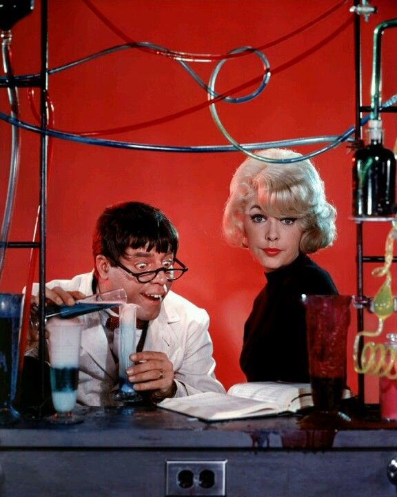 1963 - The Nutty Professor Jerry Lewis Stella Stevens