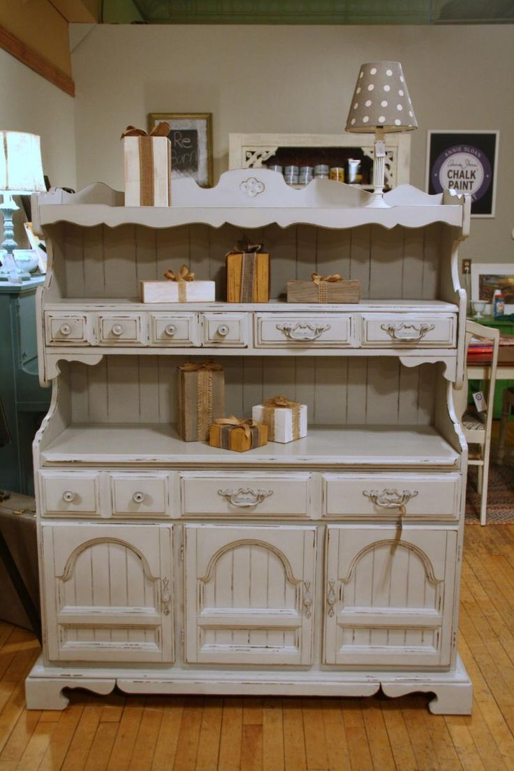 Reborn Home Furnishings -amazing buffet that came from the 80's. It looks fantastic now! Wish I had room in my kitchen.