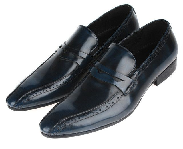 Shoes - Daniil Blue