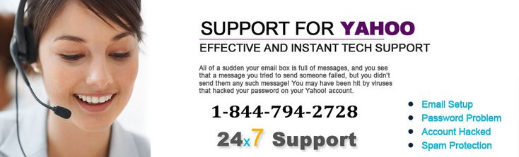 Yahoo is one of the topmost email service providers among other emails, it has millions of users over the world. It happens that Yahoo Mail users stuck with trouble like the sign in error or other issues. So to fix it reach tech support experts through Yahoo customer support number +1-844-794-2728 which is open 24 × 7. Professionals of tech support will resolve all issues in short period of time.