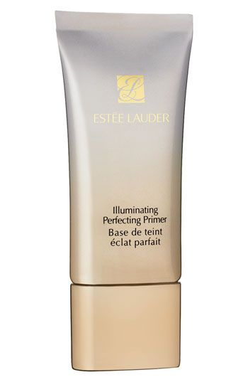 Estee Lauder Illuminating Perfecting Primer;) The only primer that's worked at keeping my skin look even and bright all day!