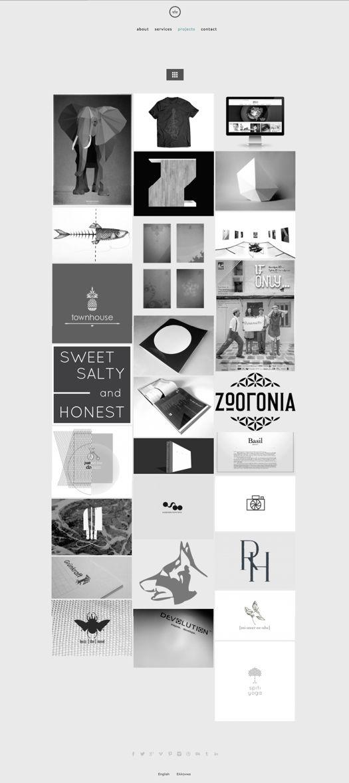 minimalistic web design www.designindividuals.com