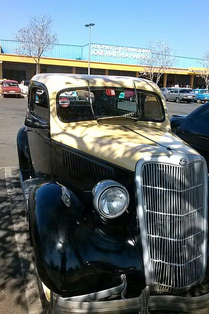 Autos viejos.Cuba