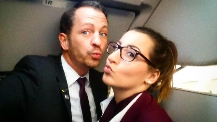 From @b__in__the__sky Kiss and fly...   #crewview @Eurowings #germanwings #lufthansagroup #cabincrew #cutegirl #handsomeman #flightattendant #flugbegleiter #officeview #flySTR #like4like #followme #travel #aviation #wanderlust #instadaily #qualitytime #crewiser #cabincrewcentral #aircrew #airliners #jumpseatcrew #flightcrew #picoftheday #friends #germany #stuttgart #tflers #cabincrewlife #instamoment @jumpseatcrew @cabincrewcentral @flight_attendant_crew @aircrews @airlinescrew crewiser…