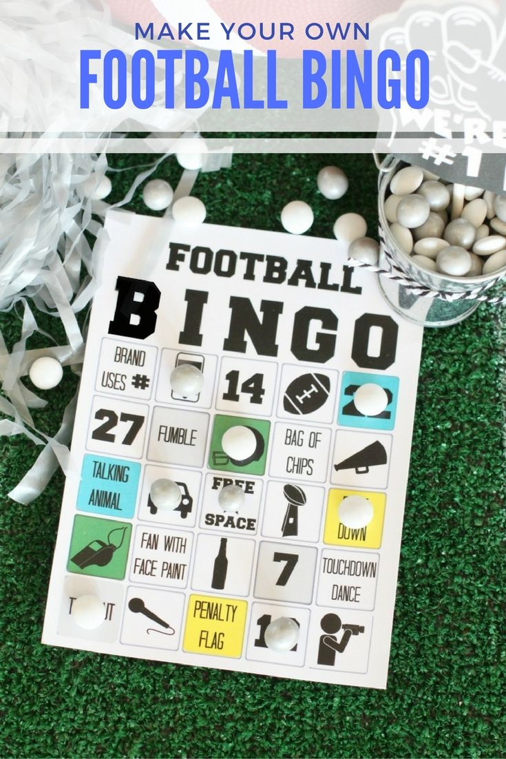 32 best Football Party Ideas images on Pinterest | Football parties ...