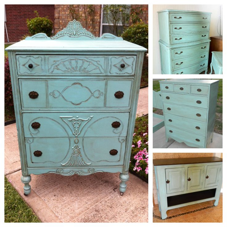 unique painted furniture | How to Paint Furniture, Custom distressed, Paint laminate, ralph ...