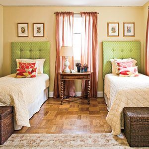 18 Budget-Friendly Makeovers | Sister Suite After | SouthernLiving.com