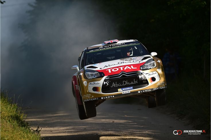 Kriss Meeke - Rally Poland 2014