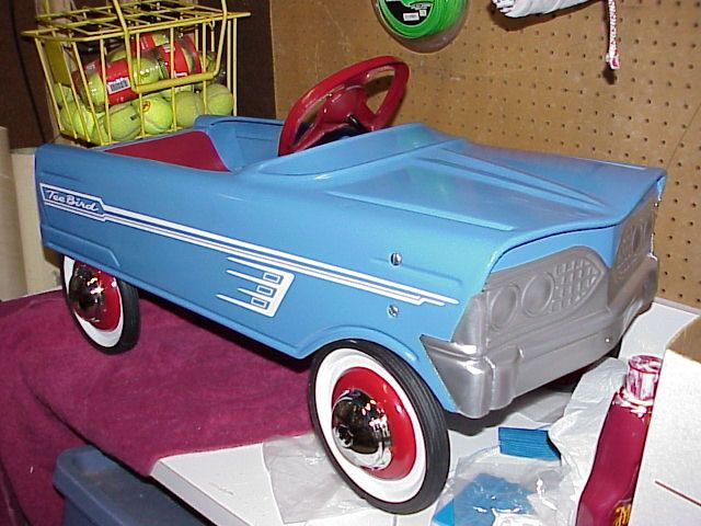 Murray Pedal Tractor Restoration : Best images about murray toy on pinterest cars