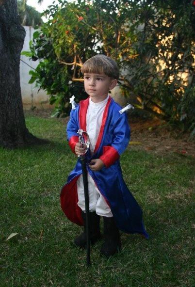 """Un principe disfrazado de """"El Principito"""""""