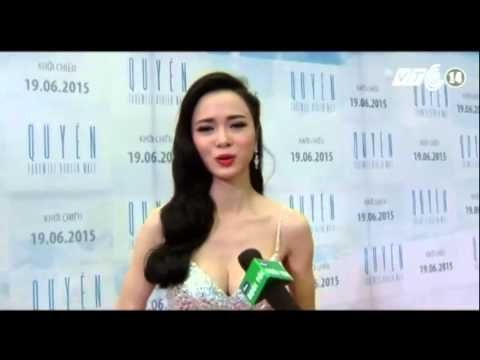 """VTC14_Ra mắt phim """"Quyên"""" tại Hà Nội"""