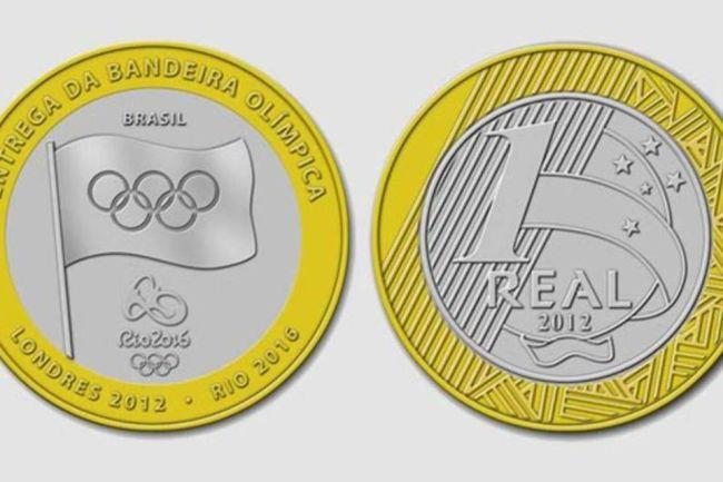 Moedas de R$ 1 das Olimpíadas de 2016 são vendidas por até R$ 160 As moedas de 1 real comemorativas dos Jogos Olímpicos e Paralímpicos de 2016 vêm se valorizando e já são vendidas por até 160 reais em sites… Continue Reading →