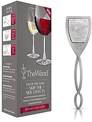 .com: the wand by purewine | the only wine filter that removes ...