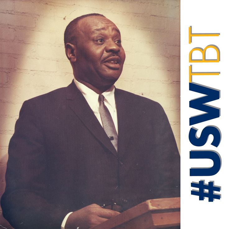 #TBT #BlackHistoryMonth Alex Fuller was an active member of Local 1299, who became the first director of the USW Civil Rights Department in 1965. Fuller worked with members of the Ad Hoc Committee in the '60s and '70s to diversify staff and leadership positions within the Union. He was instrumental in restructuring the USW Civil Rights program, and the development of the first Civil Rights manual for Local Unions.