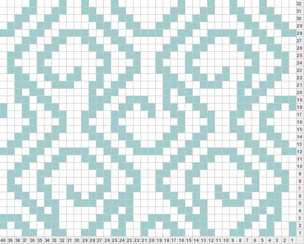 Tricksy Knitter by Megan Goodacre: Swiggle Pattern