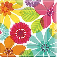 Day in Paradise Luau Party Supplies - Party City