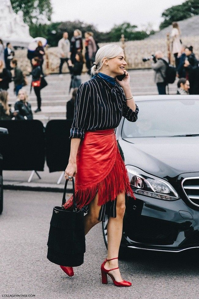 A trend that will never go away: pinstripes: Trendencias waysify