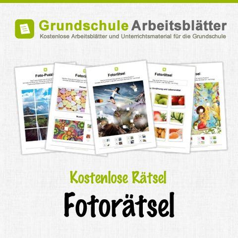29 best Rätsel & Spiele für Kinder images on Pinterest | Elementary ...