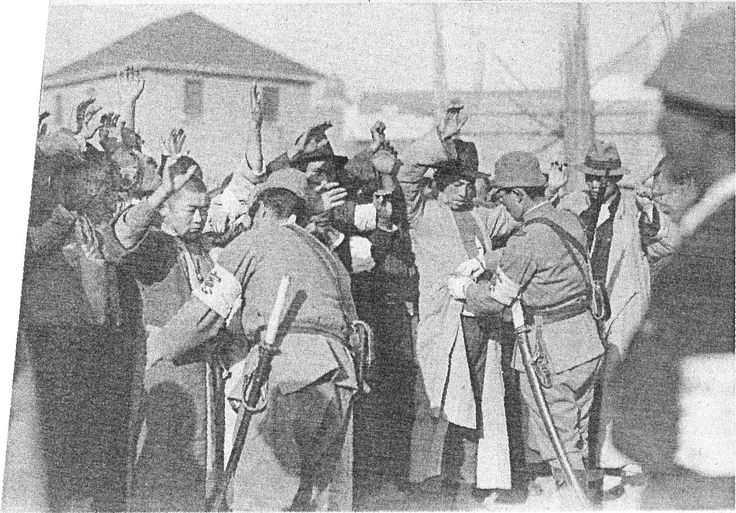 December 13, 1937 – Second Sino-Japanese War: Battle of Nanking – The city of Nanjing, defended by the National Revolutionary Army under the command of General Tang Shengzhi, falls to the Japanese. This is followed by the Nanking Massacre, in which Japanese troops rape and murder hundreds of thousands of civilians.
