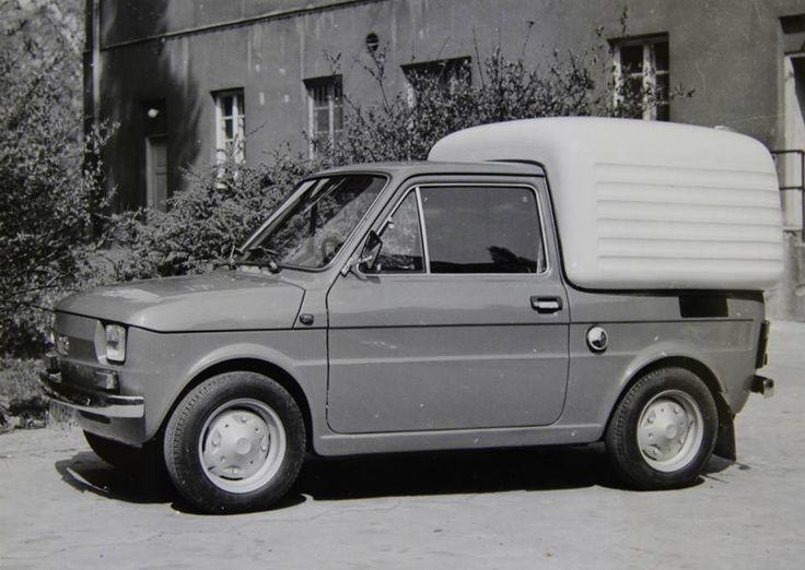 Fiat 126p Bombel.