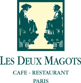 Les Deux Magots - Favorite of writers and artists, great hot chocolate