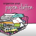Organize Your Paper Clutter--online course to help you organize your household paper clutter